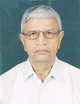Mr. Rajmal Laxmichand  Mehta