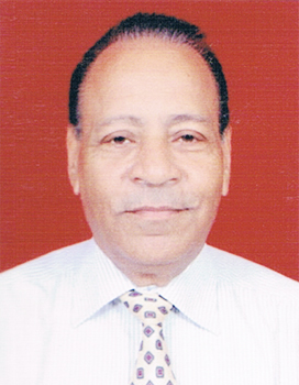 Mr. Madanlal K. Agrawal